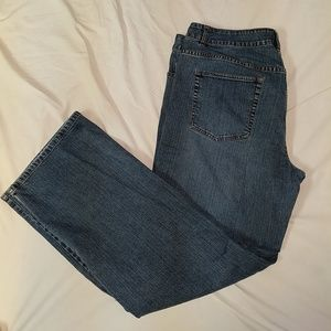 Coldwater Creek straight leg jeans size 18